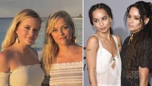 Diese Promi-Töchter sehen ihren Müttern zum Verwechseln ähnlich
