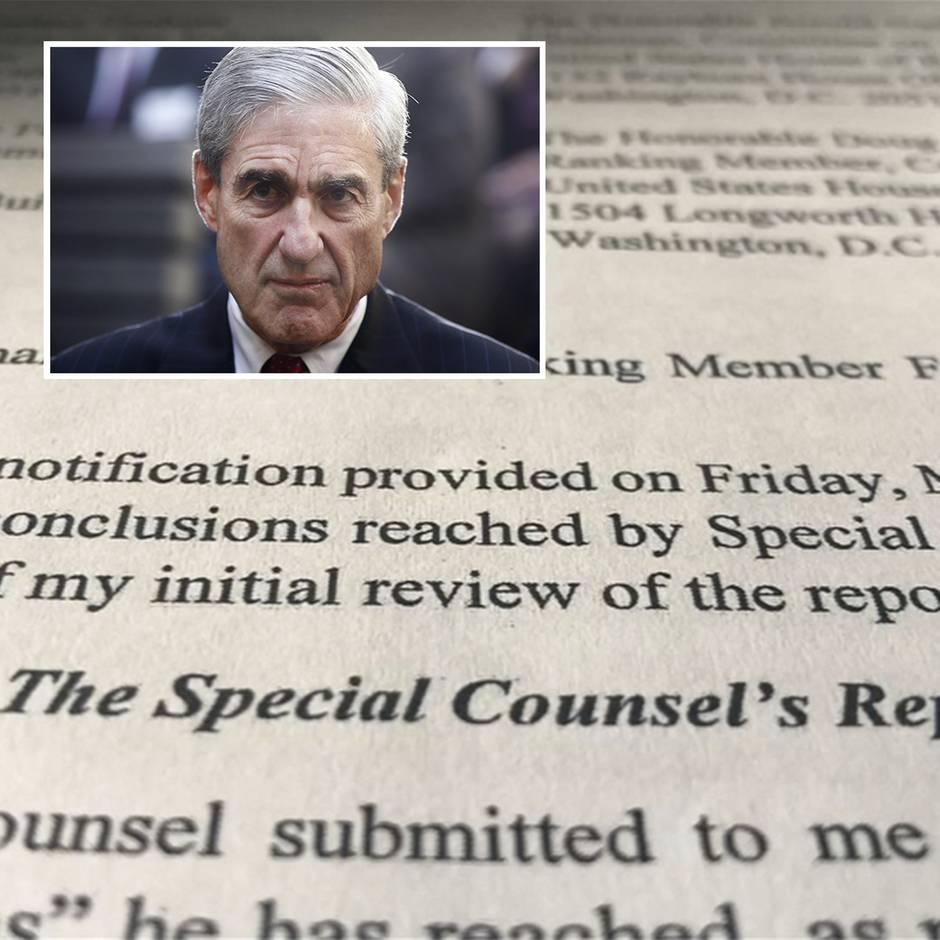 US-Sonderermittler: Vier Gründe, warum der Mueller-Bericht doch noch Sprengkraft besitzen könnte