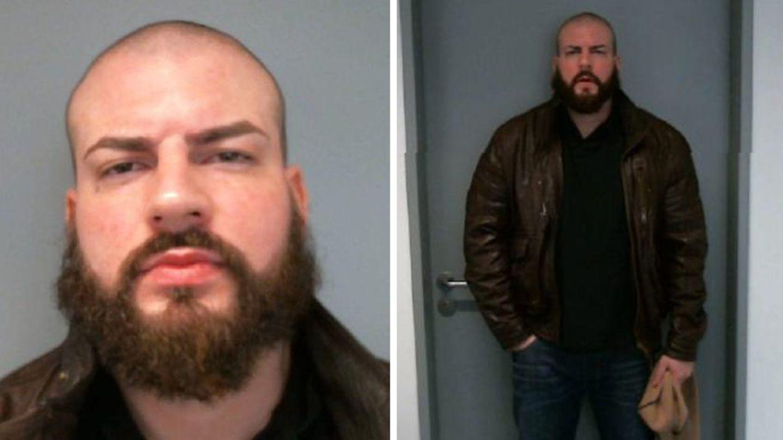 Die Polizei Bielefeld sucht Daniel Vojnovic, Insasse des Gefängnisses in Werl