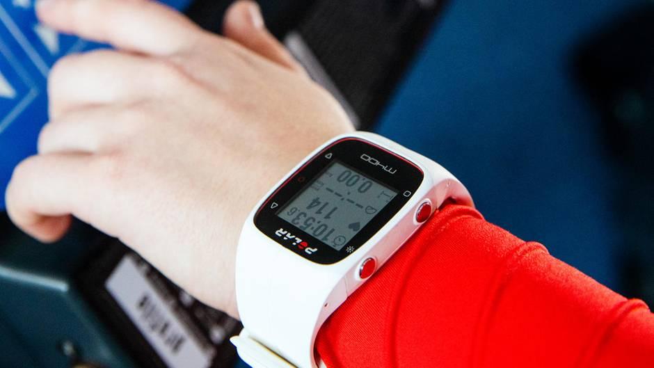 Fitnesstracker haben verschiedene Sensoren, um etwa Herzfrequenz und Schlafrhythmus zu messen