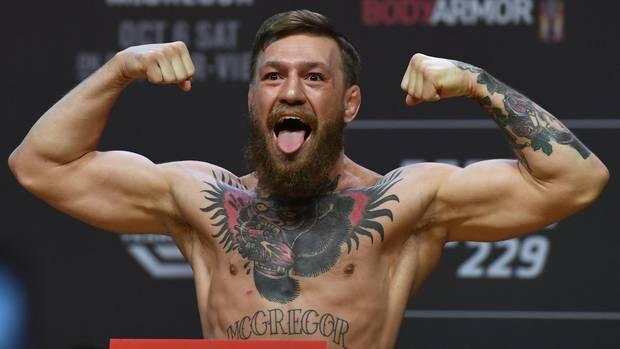 Conor McGregor hat sein Karriereende verkündet