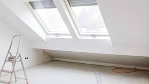 Erledigt! Das Dach ist gedämmt – aber gute Arbeit hat ihren Preis