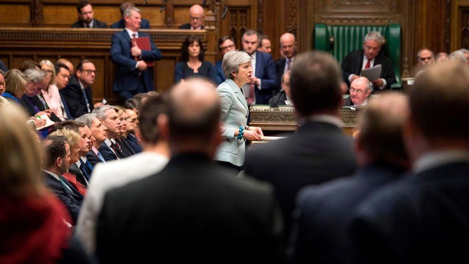 Brexit: Nun hat das Parlament die Macht. Es muss sie nutzen.