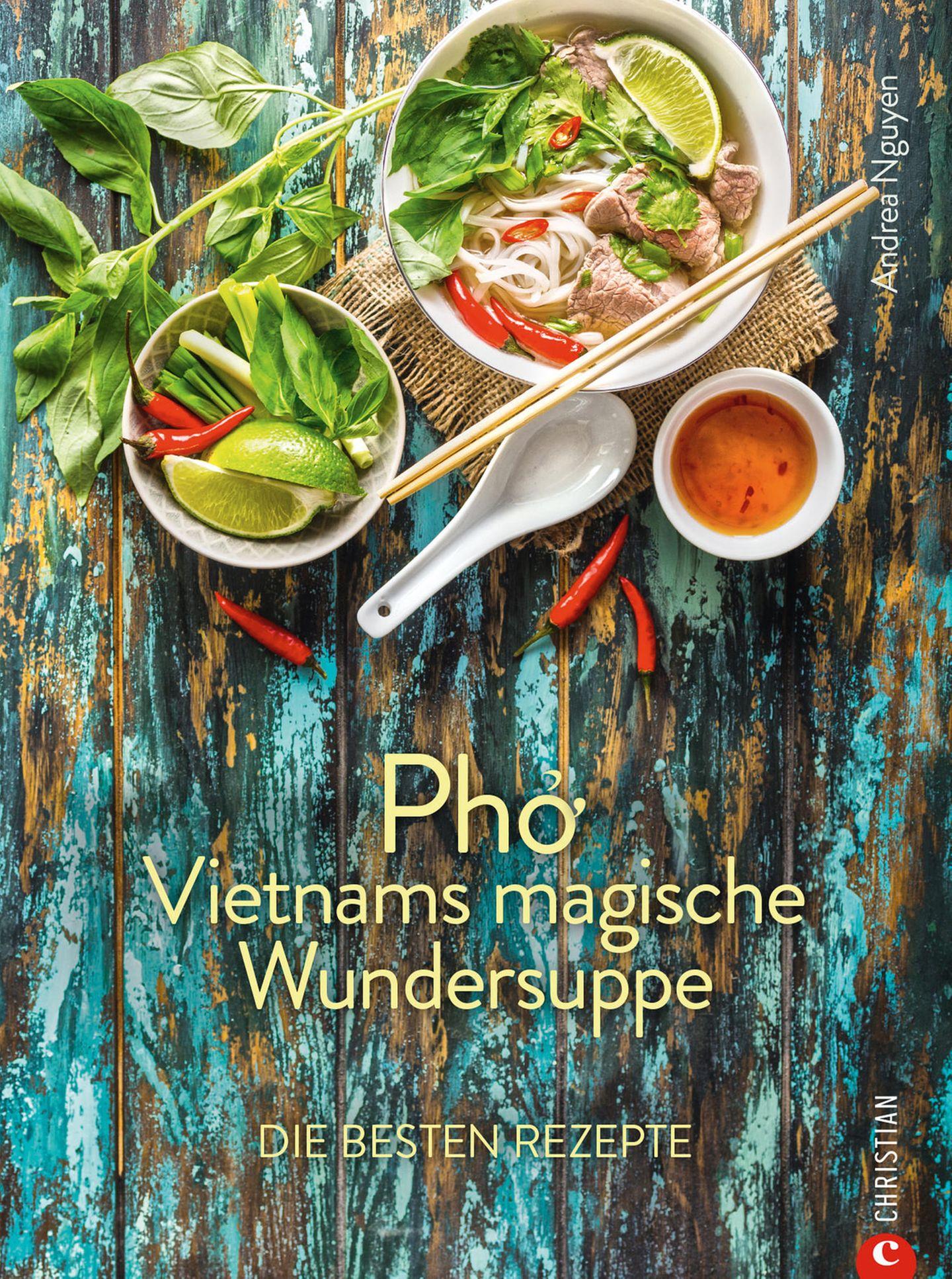 Pho Fünf Rezepte der magischen Wundersuppe   STERN.de