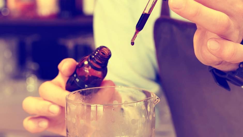 Drogen in Getränk