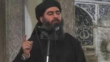 Nur einmal, vor knapp fünf Jahren, zeigte sich der IS-Chef Abu Bakr al-Bagdadi in der Öffentlichkeit