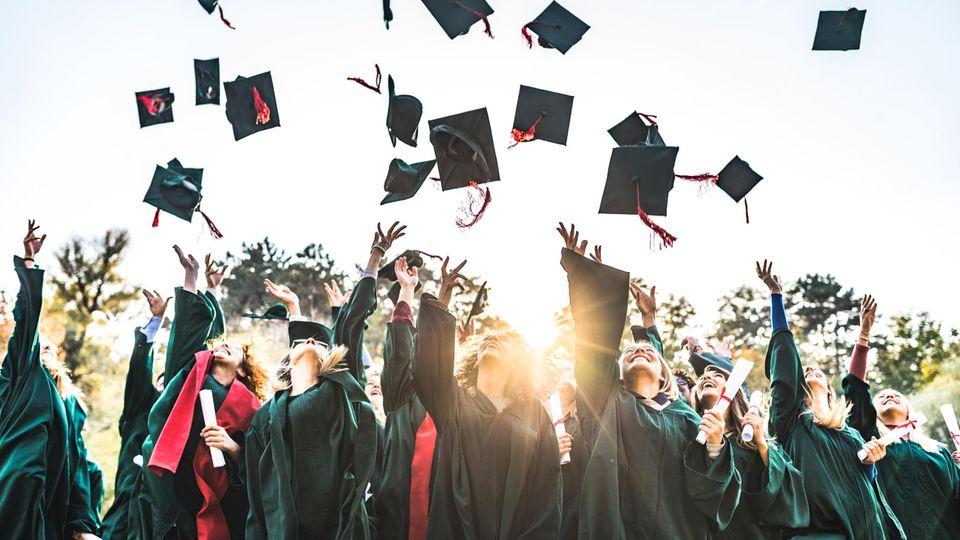 Einige Bundesländer bilden deutlich mehr Akademiker aus als dann dort arbeiten