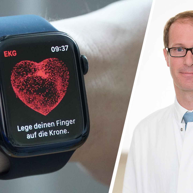 So verbinden Sie eine falsche Apple-Uhr