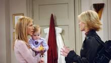 Friends: Rachel Green mit ihrer Tochter Emma