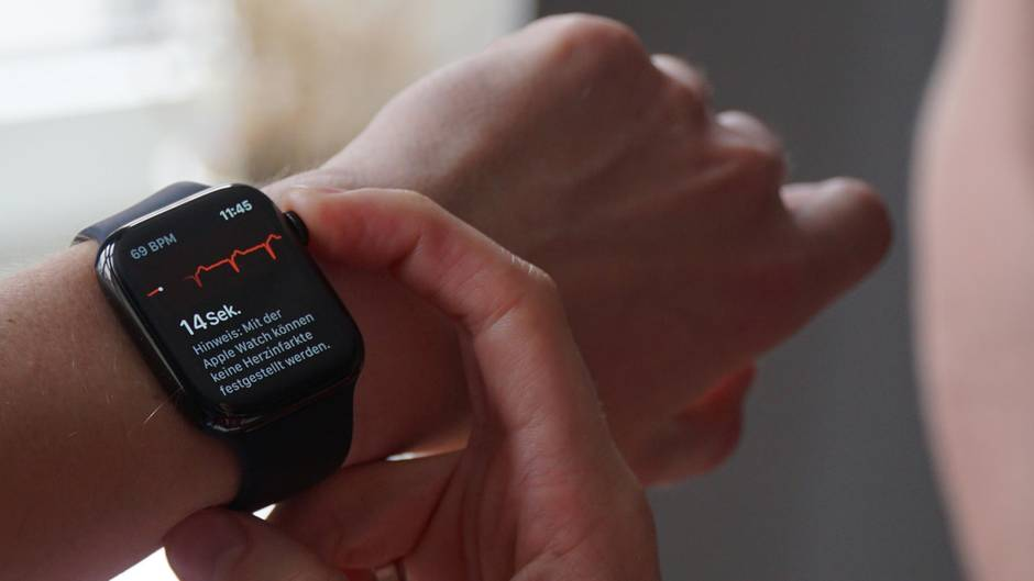 Apple Watch Bekommt Ekg Das Müssen Sie Wissen Sternde