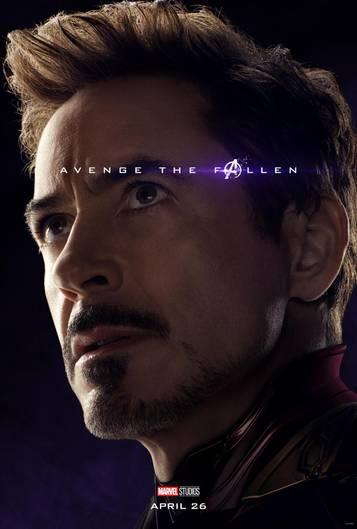 Avengers Finale Diese Poster Verraten Wie Es Um Die Marvel Helden