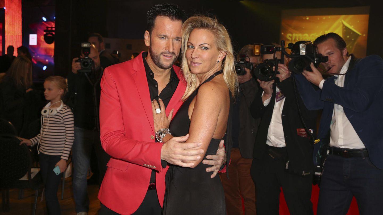 Michael Wendler und seine Noch-Ehefrau Claudia Norberg