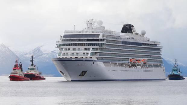 """Kreuzfahrtschiff """"Viking Sky"""""""