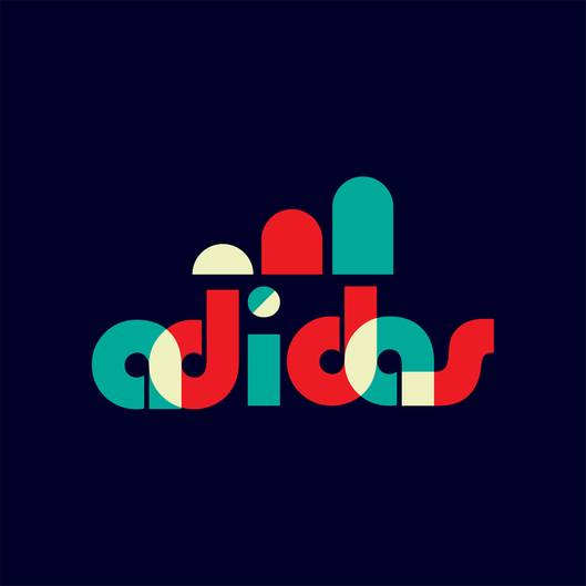 Bauhaus Adidas Logo