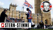 Das britische Unterhaus stimmt am Mittwochabend über acht mögliche Alternativen zum Brexit-Vertrag ab