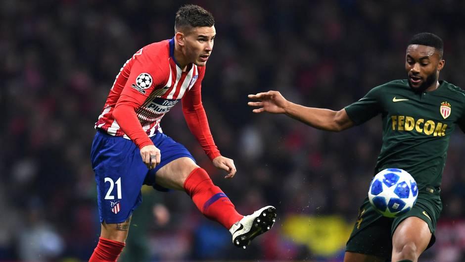 Lucas Hernandez leidet aktuell an einer Knieverletzung