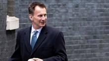 Jeremy Hunt, Großbritanniens Außenminister