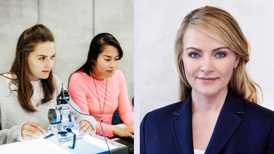 Frauen Technik Girls Day