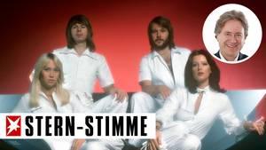Eine Band zum Herzenbrechen: Abba prägten abden 70ern die internationale Popkultur