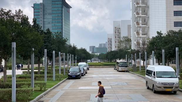 Huaweis Campus könnte auch in Europa liegen