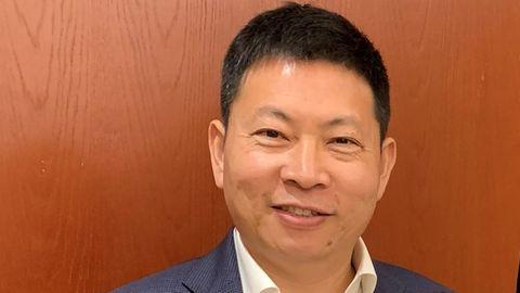Richard Yu leitet die Konsumenten-Sparte bei Huawei - und ist damit der Vater des Smartphone-Erfolges