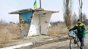 Ukraine: Eine Reise in den kriegsgeplagten Osten des Landes