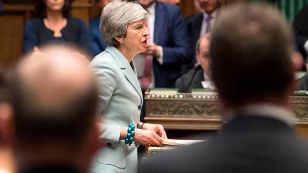 Theresa May und ihr Brexit-Deal - die wichtige Rolle der DUP