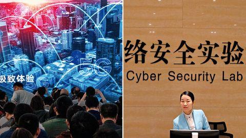 Huaweis Konflikt mit den USA und deren Sorge vor Spionage aus China