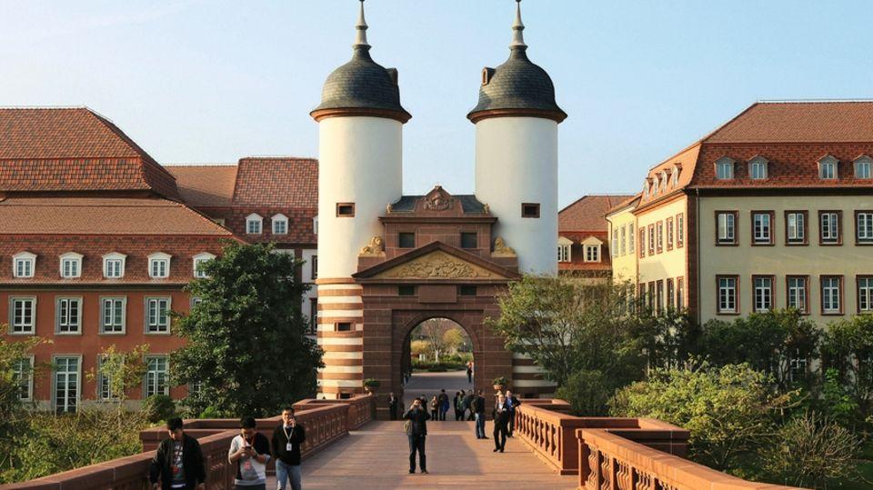 Huaweis neuer Campus wirkt höchst traditionell – er ist eine Imitation europäischer Architektur