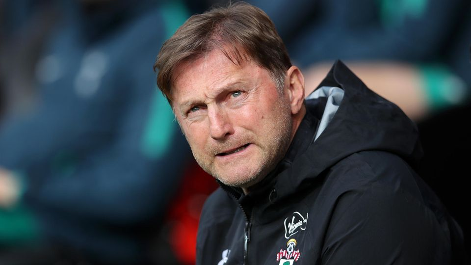 Southampton-Trainer Ralph Hasenhüttl