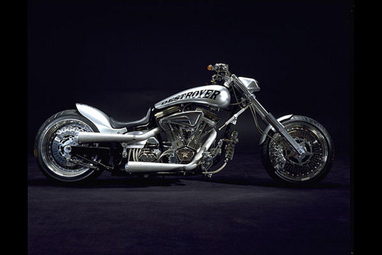"""Bis heute basieren alle Walz-Bikes auf den Genen der """"Destroyer""""."""