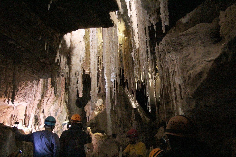 Israel: Forscher entdecken die längste Salzhöhle der Welt