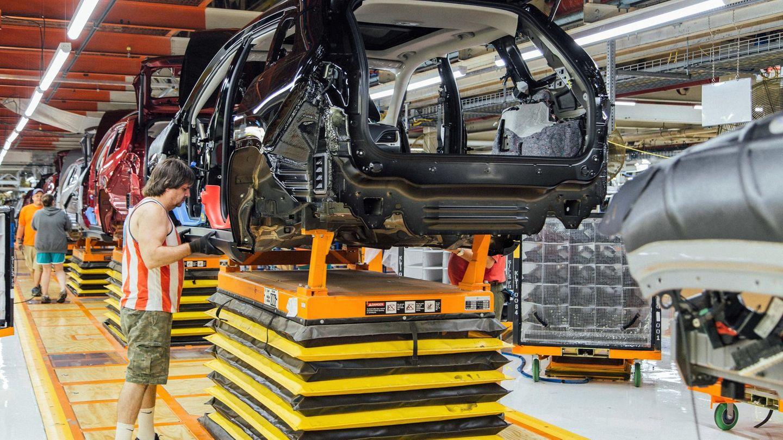 Größer als die gesamte Vatikanstadt ist das Chrysler-Montagewerk in Belvidere, Illinois. Das reicht für Platz acht. Nach dem Zusammenschluss von Fiat und Chrysler wurde das Werk 2016 für 350 Millionen US-Dollar aufgerüstet. Hier wird der Jeep Cherokee produziert.
