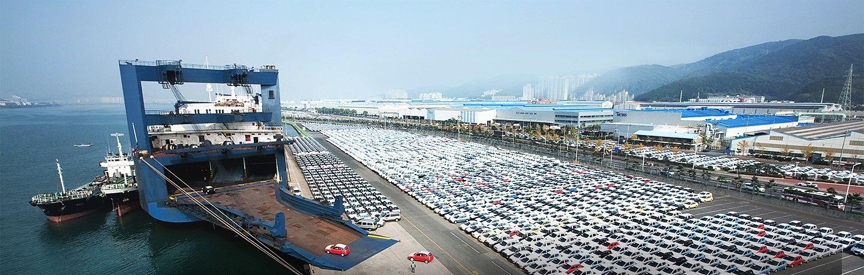 Auch Platz 2 des Rankings wird von der Autoindustrie belegt. Es ist die die Hyundai-Fabrik in Ulsan, Südkorea. Die Fabrik umfasst eine Fläche von 5,5 Millionen Quadratmetern. Das Werk besitzt einen eigenen Hafen, eine Feuerwehr, ein Krankenhaus. Erstaunlich: Es wurden rund 500.000 Bäume gepflanzt.