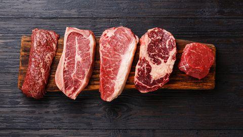 Krebsrisiko: rotes Fleisch