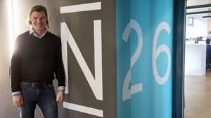 N26-Gründer Valentin Stalf