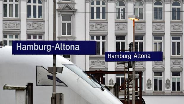hamburg news Altona