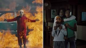 """Feuer, Blut und Doppelgänger: So schockierend ist Jordan Peeles """"Us"""""""