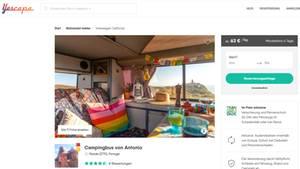 Campingbus von Antonio