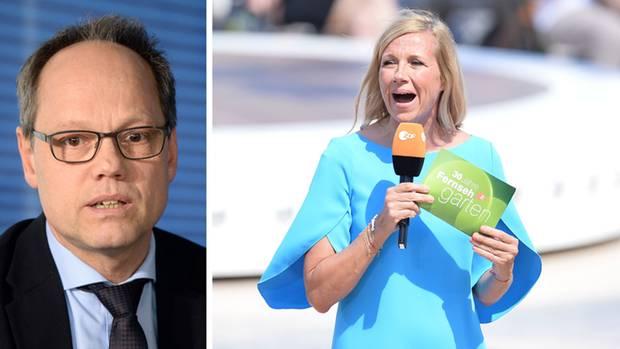 """""""Tagesschau""""-Chefredakteur Kai Gniffke hat auf die Kritik von Andrea Kiewel reagiert"""