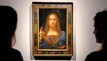 "Kunstkrimi um ""Salvator Mundi"" - Wo ist das Gemälde von Leonardo da Vinci?"