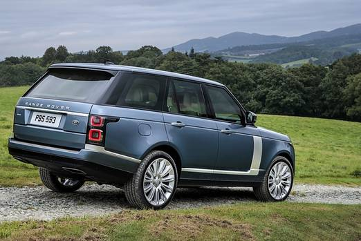 Range Rover SD V6 Autobiography - klassisches Desihn