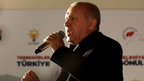 Recey Tayyip Erdogan