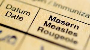 News Masern aktuelle Meldungen zum Thema Impfen