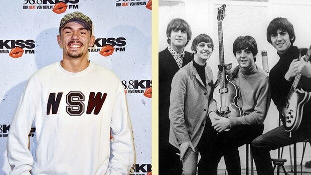 Capital Bra erfolgreicher als die Beatles?