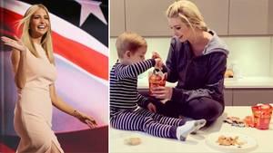 Ivanka Trump gibt intime Einblicke in ihr Privatleben