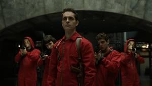 """""""Haus des Geldes"""": Netflix gibt ersten Einblick in Staffel drei"""
