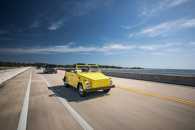 The Thing VW 181 in den Südstaaten der USA