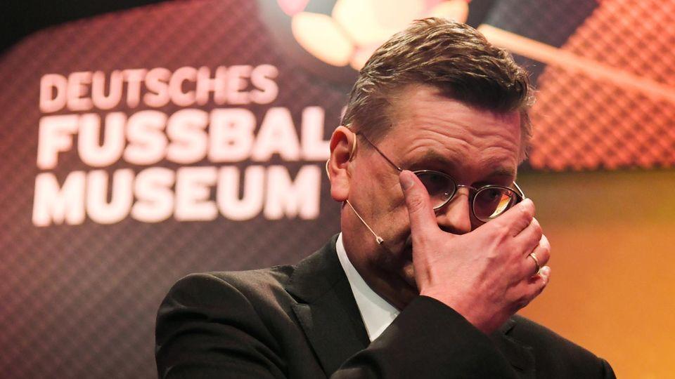 Ex-DFB-Präsident Reinhard Grindel