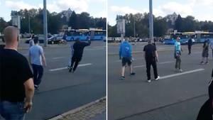 Hetzjagden in Chemnitz? Video zeigt, wie Ausländer verfolgt und beleidigt werden